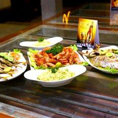Отель Malu Banna питание