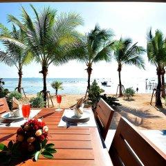 Отель Golden Dragon Beach Pattaya Таиланд, Бангламунг - отзывы, цены и фото номеров - забронировать отель Golden Dragon Beach Pattaya онлайн пляж