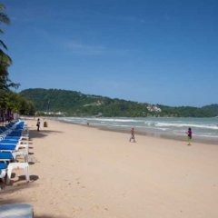 Grand Blue Hotel пляж фото 2