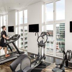 Copenhagen Island Hotel фитнесс-зал