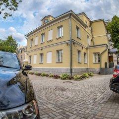 Menshikov Boutique Hotel Москва парковка