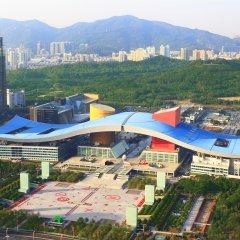 Отель Sheraton Shenzhen Futian Hotel Китай, Шэньчжэнь - отзывы, цены и фото номеров - забронировать отель Sheraton Shenzhen Futian Hotel онлайн фото 2