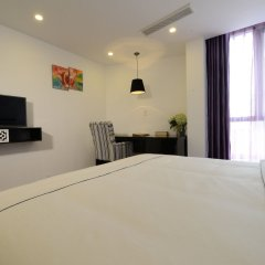 Hanoi Emerald Waters Hotel & Spa сейф в номере