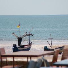 Sailom Hotel Hua Hin пляж