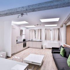 Отель Compagnie des Sablons Apartments Бельгия, Брюссель - отзывы, цены и фото номеров - забронировать отель Compagnie des Sablons Apartments онлайн сауна