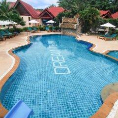 Отель Dream Team Beach Resort Таиланд, Ланта - отзывы, цены и фото номеров - забронировать отель Dream Team Beach Resort онлайн бассейн фото 2