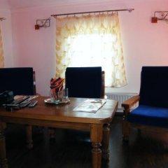 Гостиница Kolyba Opryshkiv Хуст интерьер отеля фото 3
