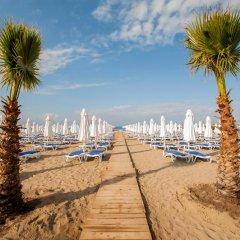 Dream World Resort & Spa Турция, Сиде - отзывы, цены и фото номеров - забронировать отель Dream World Resort & Spa - All Inclusive онлайн пляж