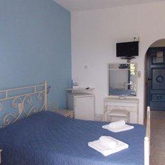 Отель Flisvos Греция, Агистри - отзывы, цены и фото номеров - забронировать отель Flisvos онлайн комната для гостей фото 2