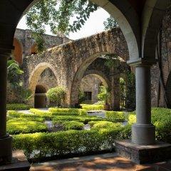 Отель Fiesta Americana Hacienda San Antonio El Puente Cuernavaca Ксочитепек фото 11