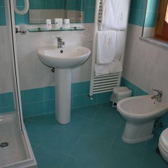 Отель Azienda Agrituristica Vivi Natura Италия, Помпеи - отзывы, цены и фото номеров - забронировать отель Azienda Agrituristica Vivi Natura онлайн ванная