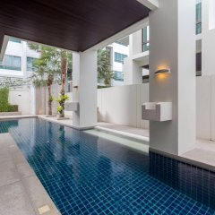 Отель The Regent Private Pool Villa Phuket бассейн
