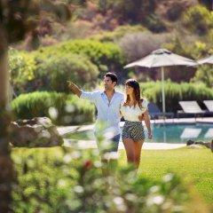Отель Baia Chia - Chia Laguna Resort Италия, Домус-де-Мария - отзывы, цены и фото номеров - забронировать отель Baia Chia - Chia Laguna Resort онлайн фитнесс-зал фото 3