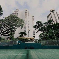 Отель Grand Hyatt Singapore Сингапур, Сингапур - 1 отзыв об отеле, цены и фото номеров - забронировать отель Grand Hyatt Singapore онлайн спортивное сооружение
