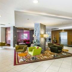 Отель Courtyard By Marriott Pilsen Чехия, Пльзень - отзывы, цены и фото номеров - забронировать отель Courtyard By Marriott Pilsen онлайн интерьер отеля фото 2