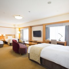 Hotel Nikko Kansai Airport комната для гостей