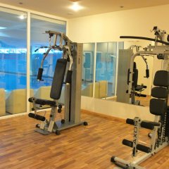 Garden Resort Bergamot Hotel – All Inclusive фитнесс-зал