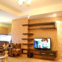 Апартаменты Парк Апартаменты - на улице Арама Ереван комната для гостей фото 5