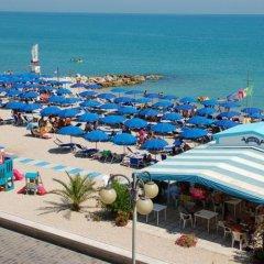 Отель Echotel Порто Реканати пляж