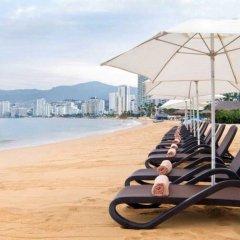 Отель Dreams Acapulco Resort and Spa - All Inclusive пляж фото 2