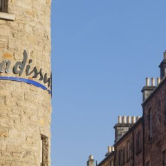 Radisson Blu Hotel, Edinburgh City Centre Эдинбург фото 4