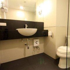 Thee Bangkok Hotel ванная