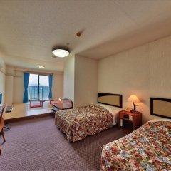 Отель Miyuki Hamabaru Resort Центр Окинавы комната для гостей фото 2