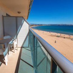 Отель Golden Donaire Beach балкон