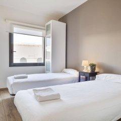 Отель Ding Dong Fira Apartments Испания, Барселона - отзывы, цены и фото номеров - забронировать отель Ding Dong Fira Apartments онлайн комната для гостей фото 4
