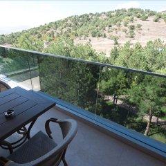 Fimar Life Thermal Resort Hotel Турция, Амасья - отзывы, цены и фото номеров - забронировать отель Fimar Life Thermal Resort Hotel онлайн балкон