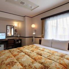Отель Toyoko Inn Hakata-guchi Ekimae Япония, Хаката - отзывы, цены и фото номеров - забронировать отель Toyoko Inn Hakata-guchi Ekimae онлайн комната для гостей фото 5