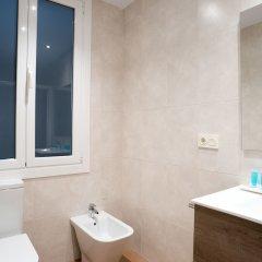 Отель Atlantic - Iberorent Apartments Испания, Сан-Себастьян - отзывы, цены и фото номеров - забронировать отель Atlantic - Iberorent Apartments онлайн ванная