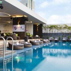 Liberty Central Saigon Riverside Hotel бассейн фото 2