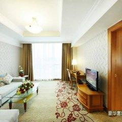 Отель South China Harbour View Шэньчжэнь комната для гостей