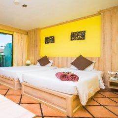 Phuket Island View Hotel 3* Стандартный номер с различными типами кроватей фото 12