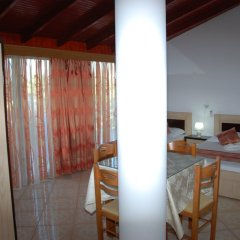 Отель Villa Blue Албания, Ксамил - отзывы, цены и фото номеров - забронировать отель Villa Blue онлайн в номере фото 2