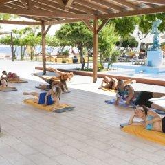 Отель Sunshine Rhodes фитнесс-зал фото 2