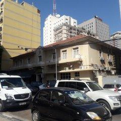 Отель Downtown Marginal Guest House городской автобус