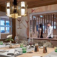 Отель Alpenhotel Enzian Зёльден развлечения