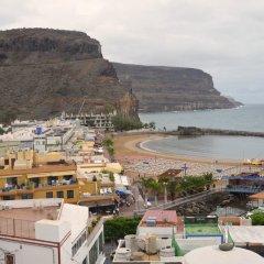 Отель Pensión Eva пляж