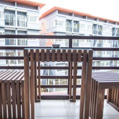 Thai Classic Hotel балкон