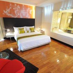 Отель Windsor Suites And Convention Бангкок комната для гостей