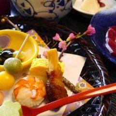 Отель Ryokan Yumotoso Минамиогуни гостиничный бар