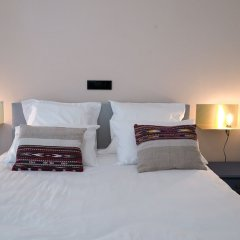Отель Maison Serafino Бельгия, Брюссель - отзывы, цены и фото номеров - забронировать отель Maison Serafino онлайн комната для гостей фото 5