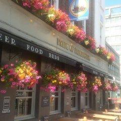 Отель The Pride of Paddington - Hostel Великобритания, Лондон - отзывы, цены и фото номеров - забронировать отель The Pride of Paddington - Hostel онлайн питание