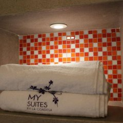 Отель My Suites by La Condesa Baja California Мехико сауна