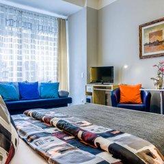Апартаменты Pension 1A Apartment комната для гостей фото 4