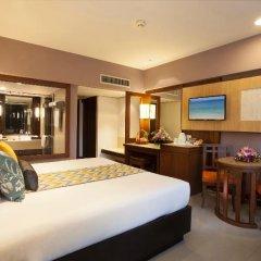 Patong Merlin Hotel 4* Стандартный номер с различными типами кроватей фото 13