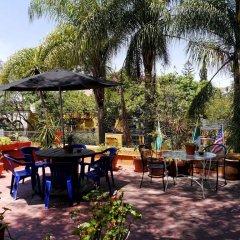 Hostel Hospedarte Chapultepec Гвадалахара питание