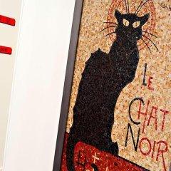 Le Chat Noir Design Hotel с домашними животными